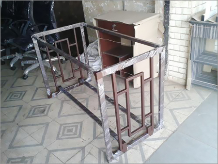 Hotel Iron Table