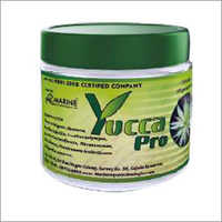 Yucca Used As Aqua Feed Supplement