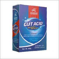 GUT Acid used as Aqua Feed Supplement