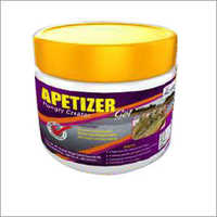 Apetizer Zel used in aqua culture pond