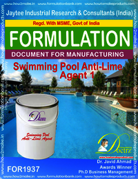Swimming Pool Anti-LIME AGENT 1