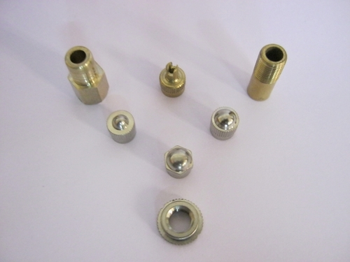 Brass Auto Component