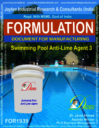 Swimming Pool Anti-LIME AGENT 3