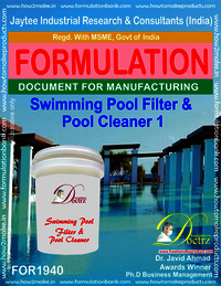 Swimming Pool Filter and Pool Cleaner 1