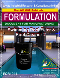 Swimming Pool Filter and Pool Cleaner 2