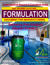 Swimming Pool Alkalinity adjuster Powder 2