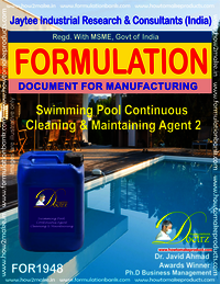 Swimming Pool continuous cleaning cum maintenance agent 2