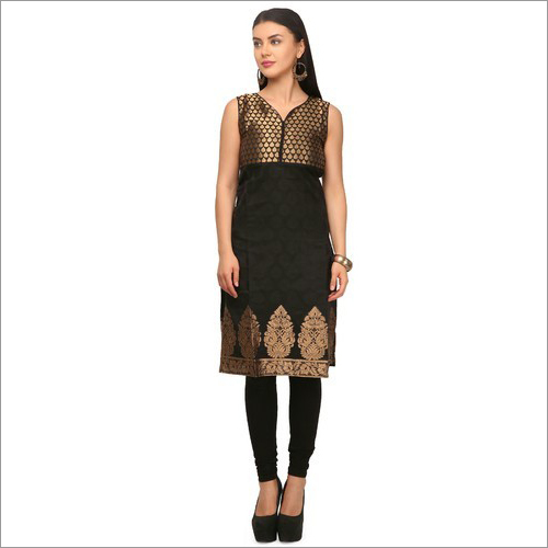 Ladies Sleeve Less Kurti