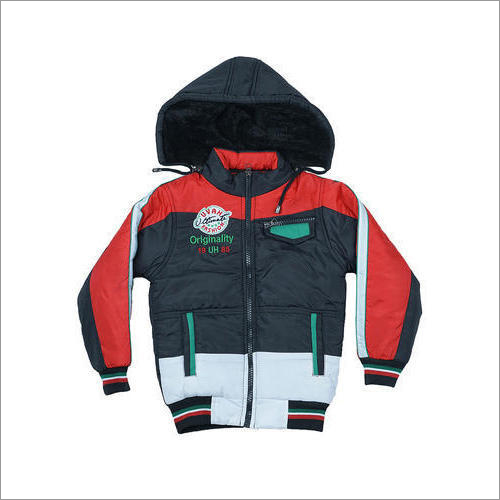 Full Sleeves Kids Jacket