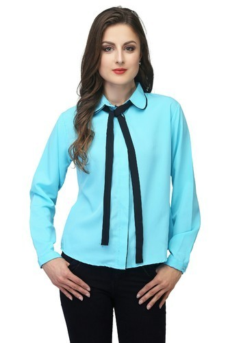 Women Plain Shirt