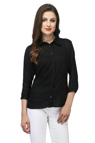 Women Black Shirts
