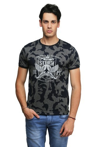 Mens Printed T-Shirt