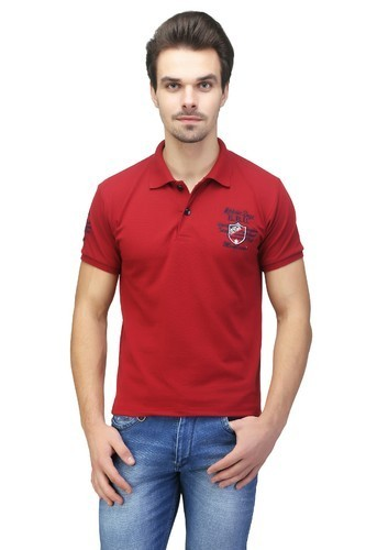 Gents Collared Polo T-Shirts