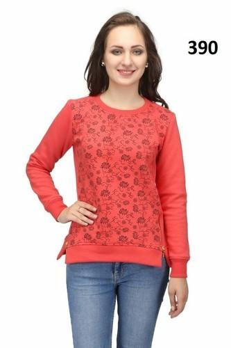 Women Fancy Sweatshirt