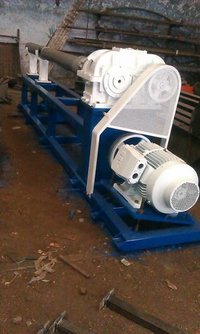 PVC pipe moulding machine