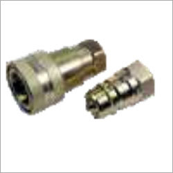 Brass Pneumatic Coupler