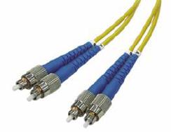LS-Fiber Patch Cord Duplex