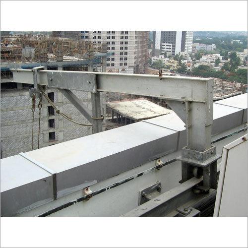 Wheel Housing Jib Track System