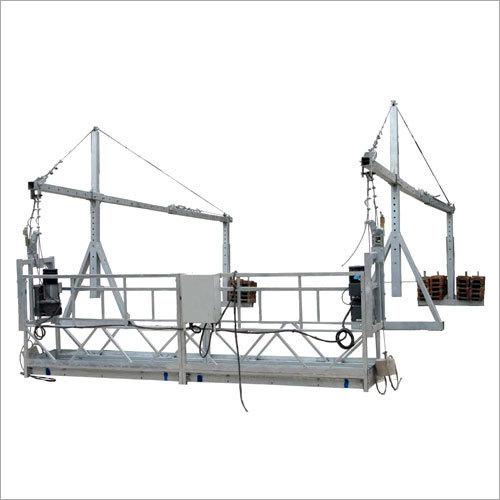 Suspended Work Platform