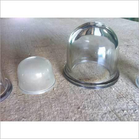 FlameProof well Glass