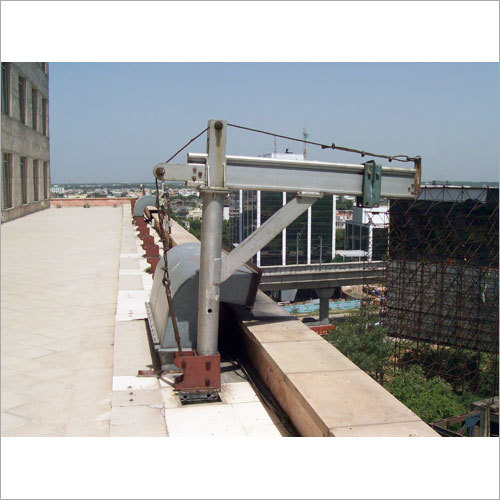 Roof Mounted Davit Jib