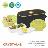 Crystal Lunch Carrier