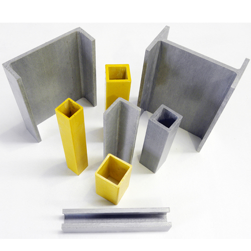 GRP Structural Profiles