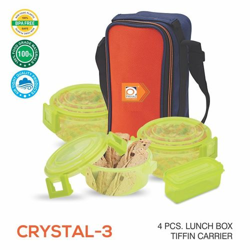 CRYSTAL FOOD CARRIER