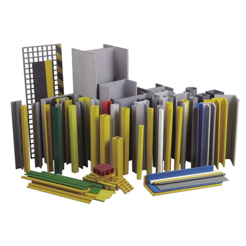 GRP Pultruded Profiles