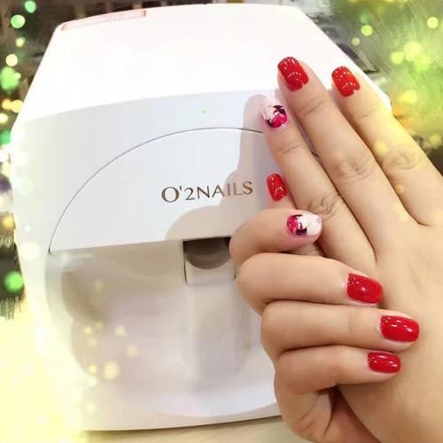 O'2 Nails Art Machine
