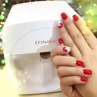O'2 Nails Art Machine