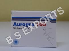 Aurogra 100 Mg