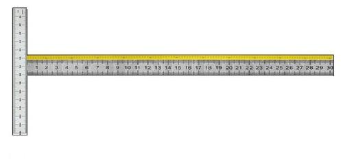 T-Square Scale