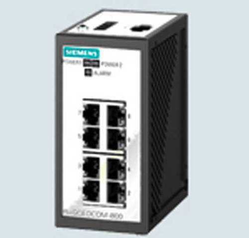 Siemens Ruggedcom i800, i801, i802, i803 Ethernet switches