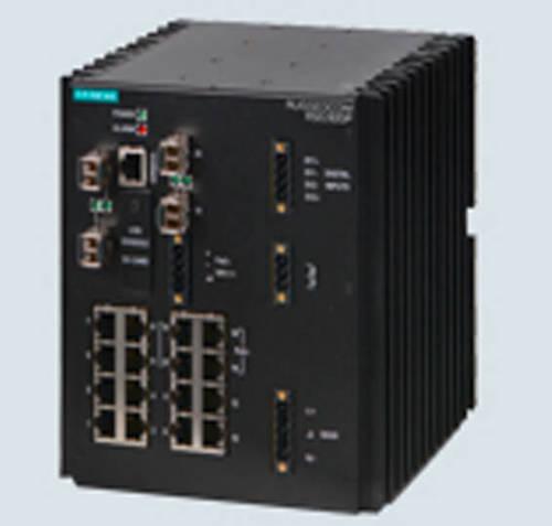Siemens Ruggedcom RSG920P Layer 2 Ethernet Switch