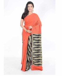 Ethnic Khesh Cotton Saree