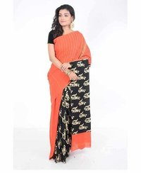 Designer Khesh Cotton Sarees