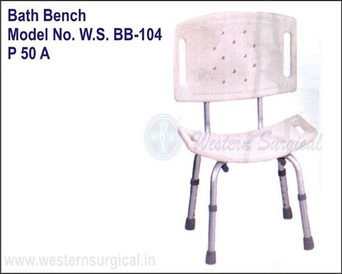 WHEEL CHAIR (BATH BENCH)
