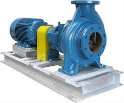 Horizontal End Suction Pump