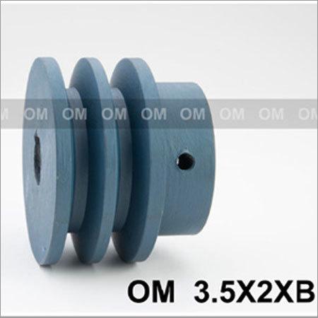 Industrial Pulley 3.5X2XB