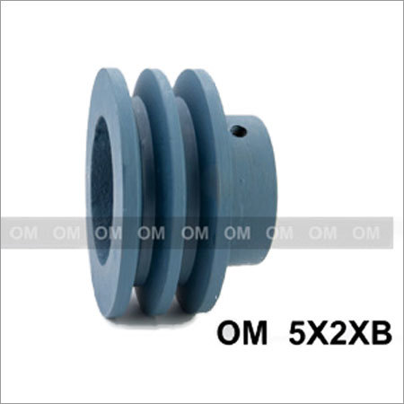 Industrial iron Pulleys