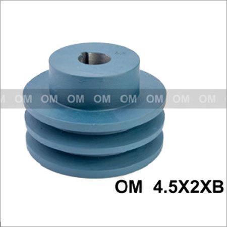 V Belt Pulley 4.5x2xB