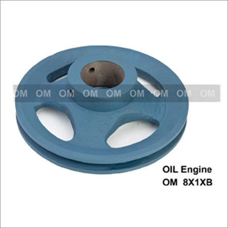 Oil Engine 8x1xB - Industrial Cable Pulley