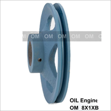 Oil Engine Industrial Pulley