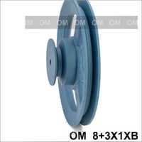 8+3x1xB - Industrial Pulley