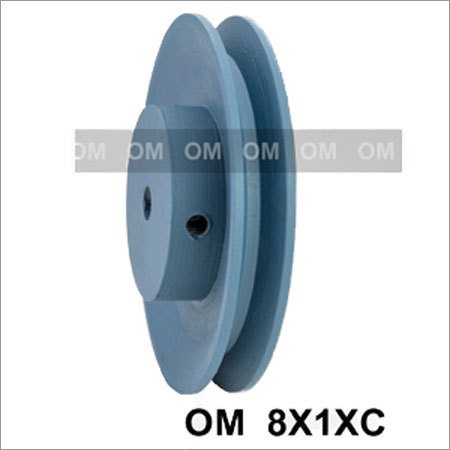 8x1xC - Industrial Pulley
