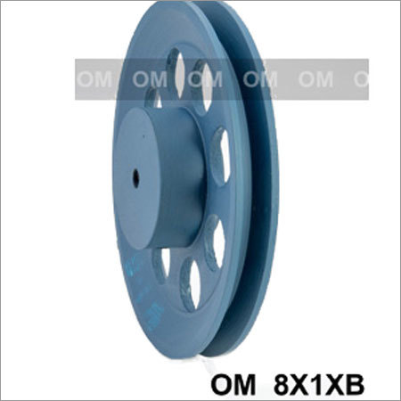 8x1xB - v GROOVE Pulley