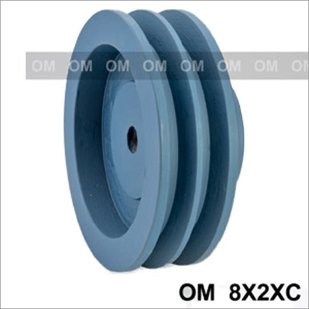 V Groove Pulley 8x2xc