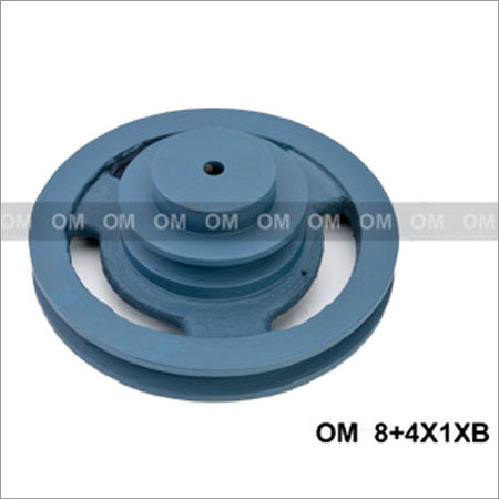 8+4x1XB V Groove Pulley
