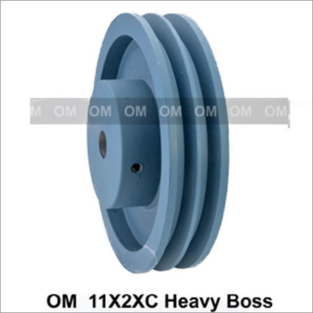Heavy Boss V Groove Pulley